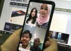 Cara Video Call Grup WhatsApp