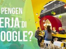 Cara Kerja di Google