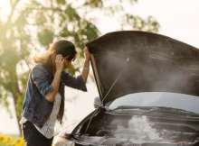 Penyebab Temperatur Mobil Naik