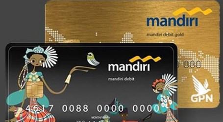 Biaya Admin ATM Mandiri