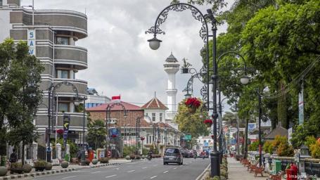 Biaya hidup di Bandung