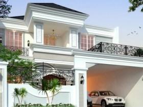 Biaya Bangun Rumah Mewah