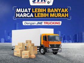 Biaya JNE trucking