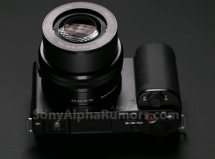 eaa1da31f7991743d18dadcf5fd1336f - Sony ZV-E10 搭載 APS-C 片幅 Vlog 專用機外觀照流出
