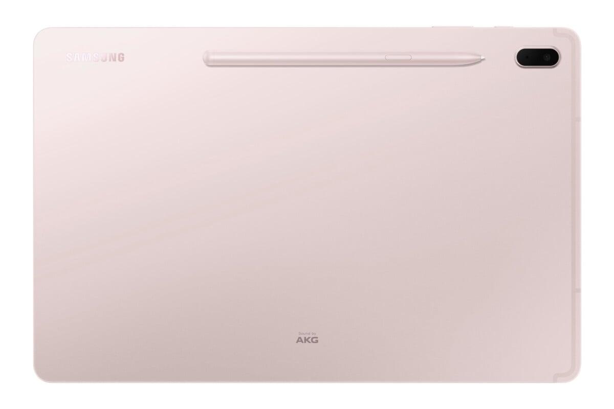 Galaxy Tab S7 FE Wi Fi 04 - 三星 Galaxy Tab S7 FE 平板正式登台