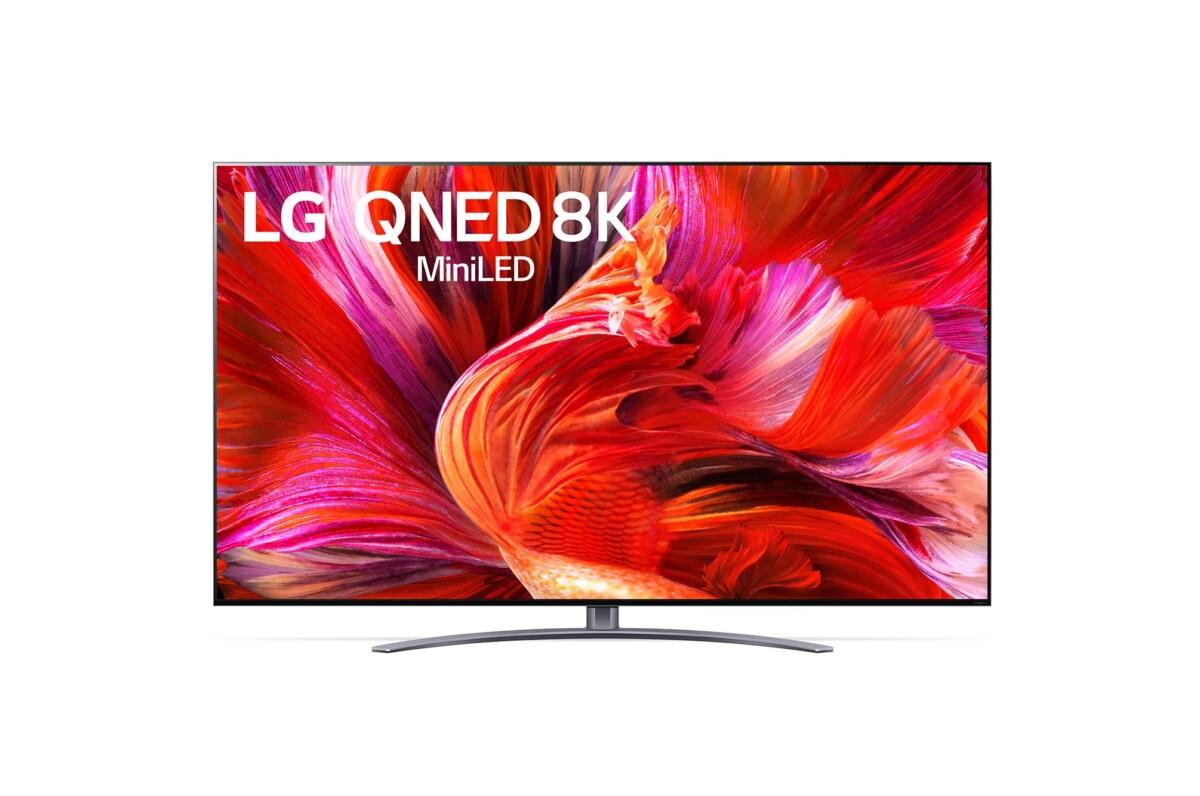 202109014 LG 05 - 8K 旗艦!LG QNED Mini LED 電視在台上市