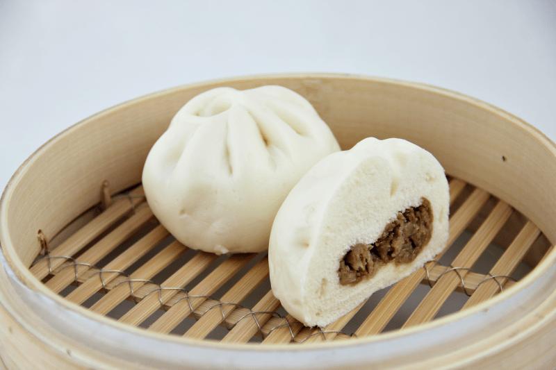 香菇素包子 | 滋養軒-臺南鳳梨酥老店
