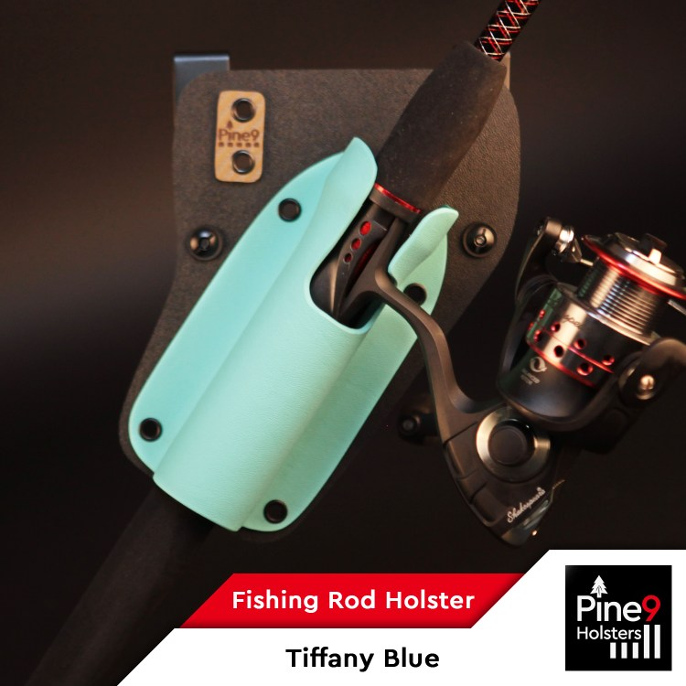 Fishing-Rod Holster_with Color Label_Tiffany Blue_2