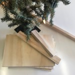 Diy Christmas Tree Box Pine Birch Blog