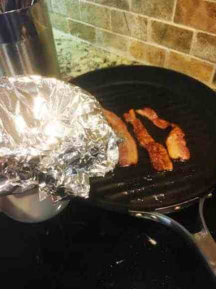 bacon fat trick