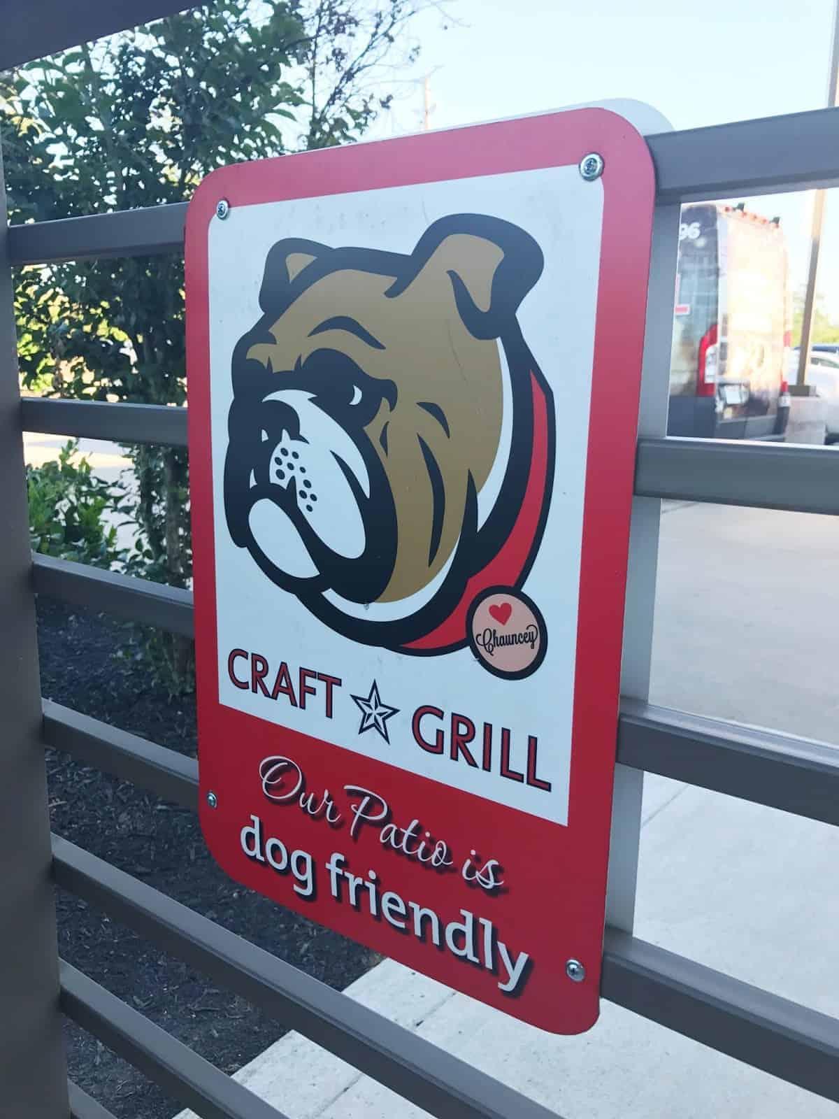craft grill