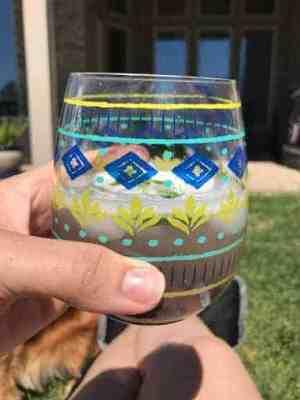 Blackberry Breeze Cocktail + Extras