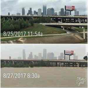 harvey washes away hate