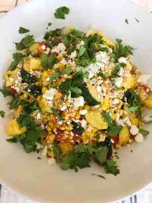 Mexican Veggie Medley