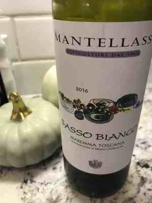 mantellasi wine