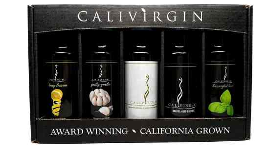 Calivirgin Sampler Winning Balsamic Vinegar