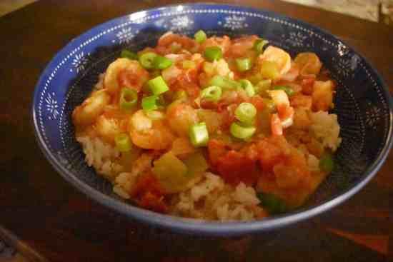 shrimp creole