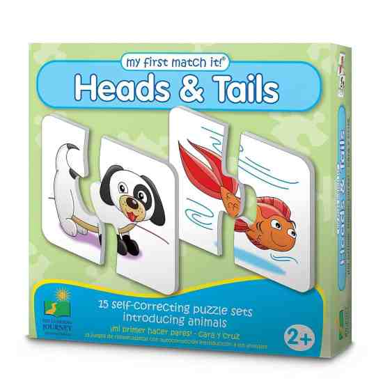 Match Heads and Tails Game