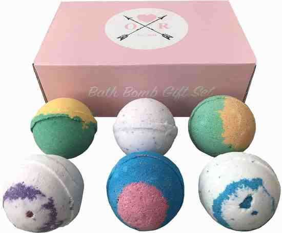 Oliver Rocket Bath Bomb Set