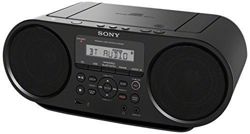 Sony CD and Bluetooth Boombox