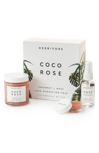 herbivore coco rose trio