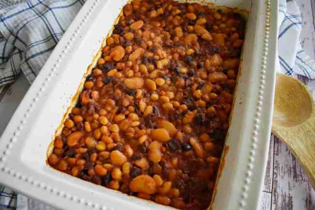 five bean bake