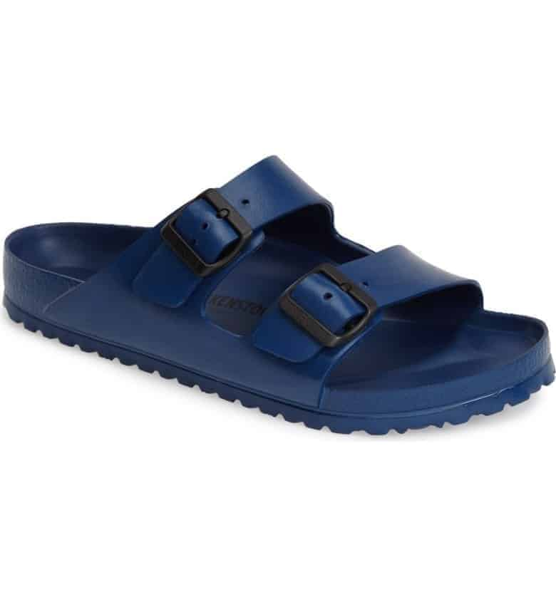 birkenstock essentials arizona slide sandal