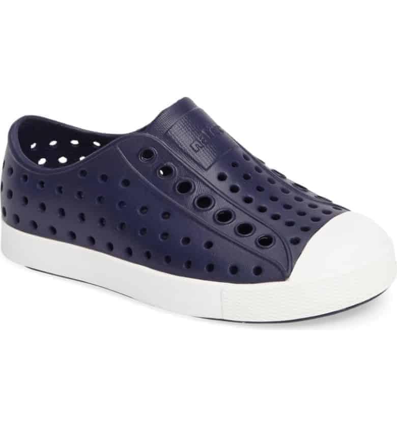 native jefferson water friendly shoes