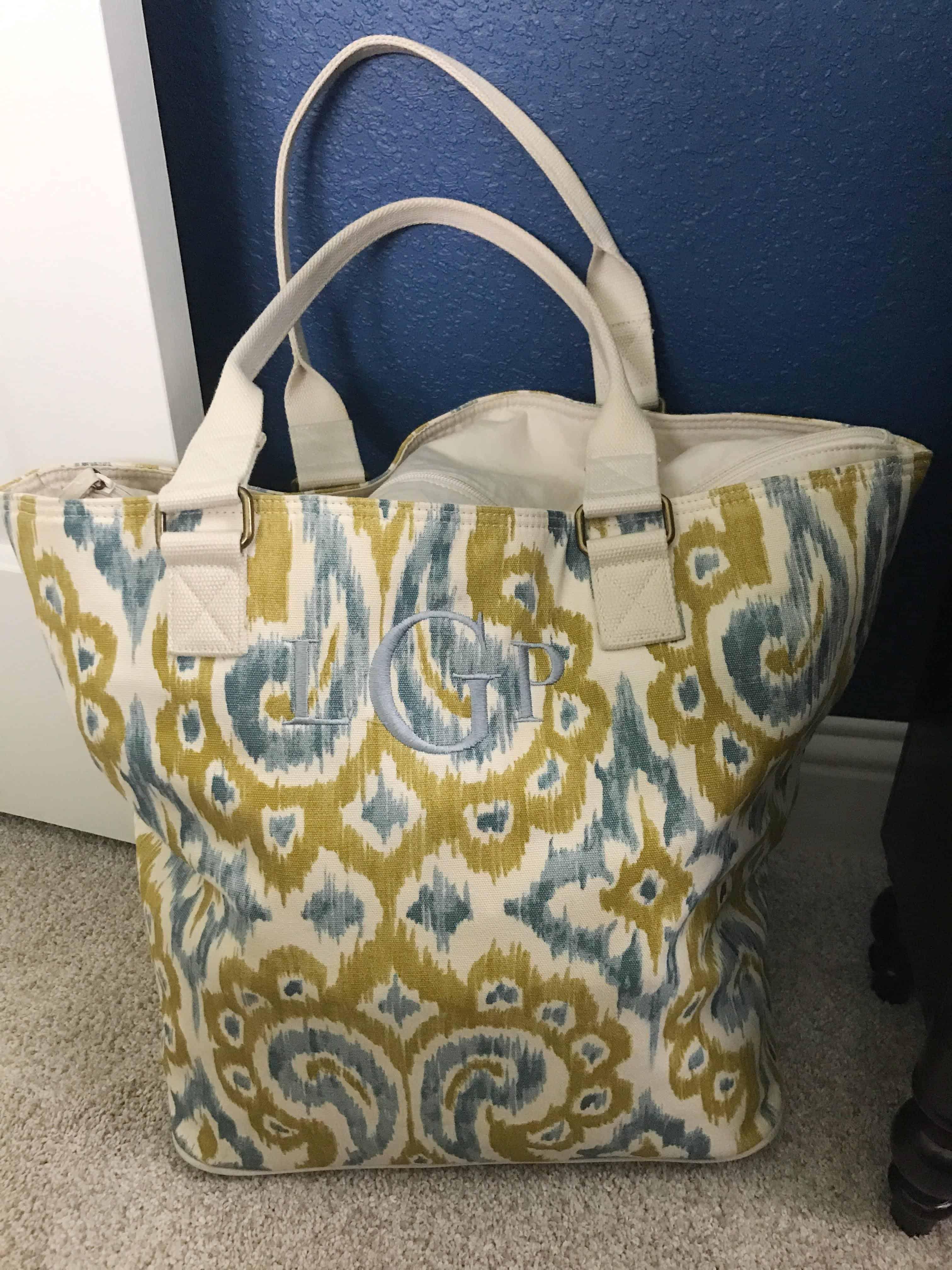 bag for hospital c section