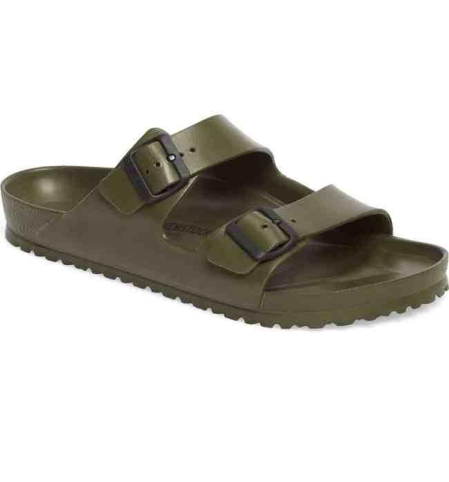 Birkenstock Waterproof Slide Sandals