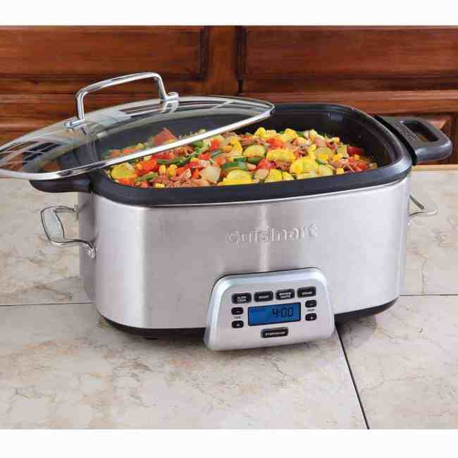 Cuisinart Multi-cooker 7-quart