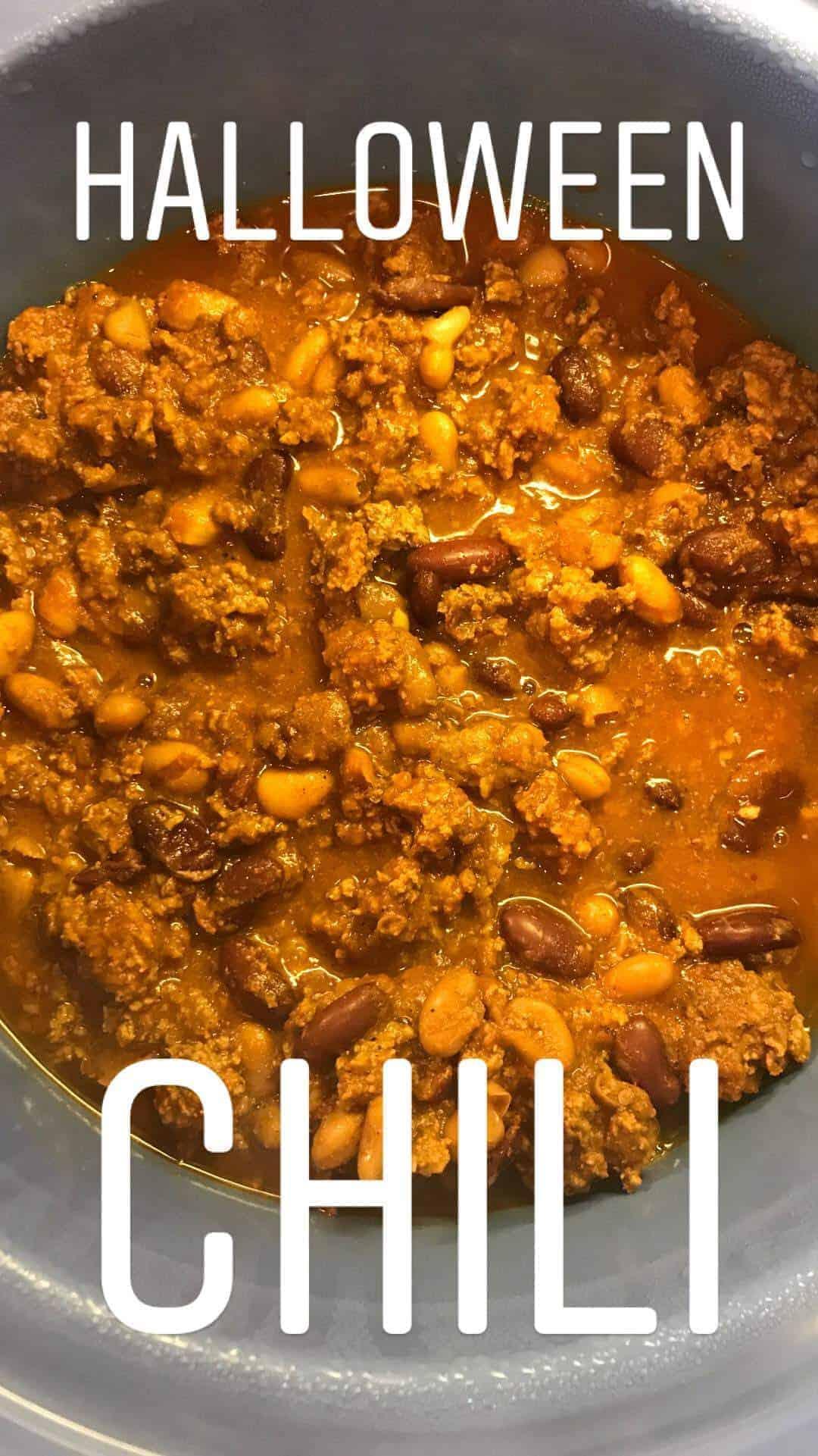 pioneer woman's chili