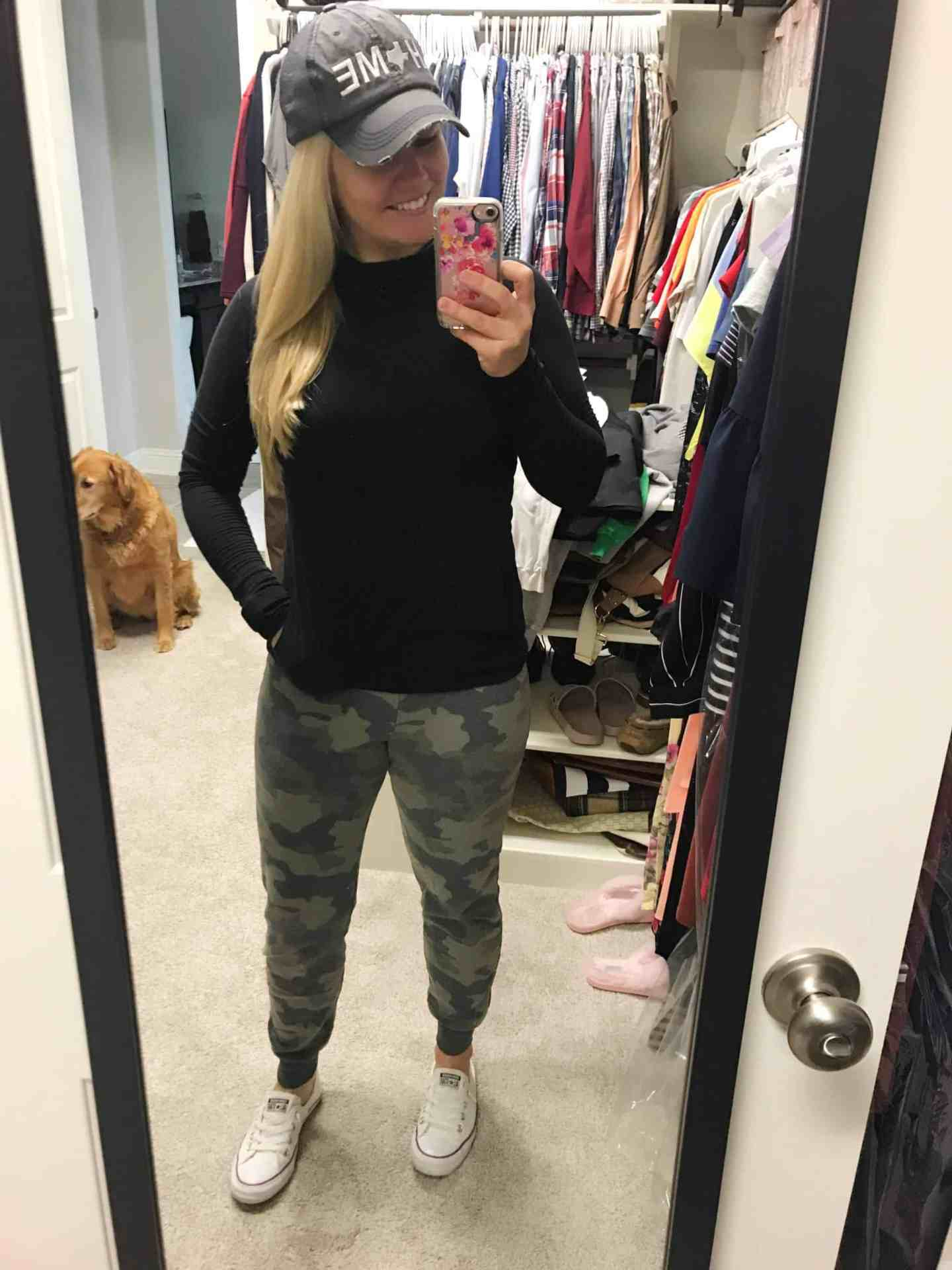 BP Camo Sweats