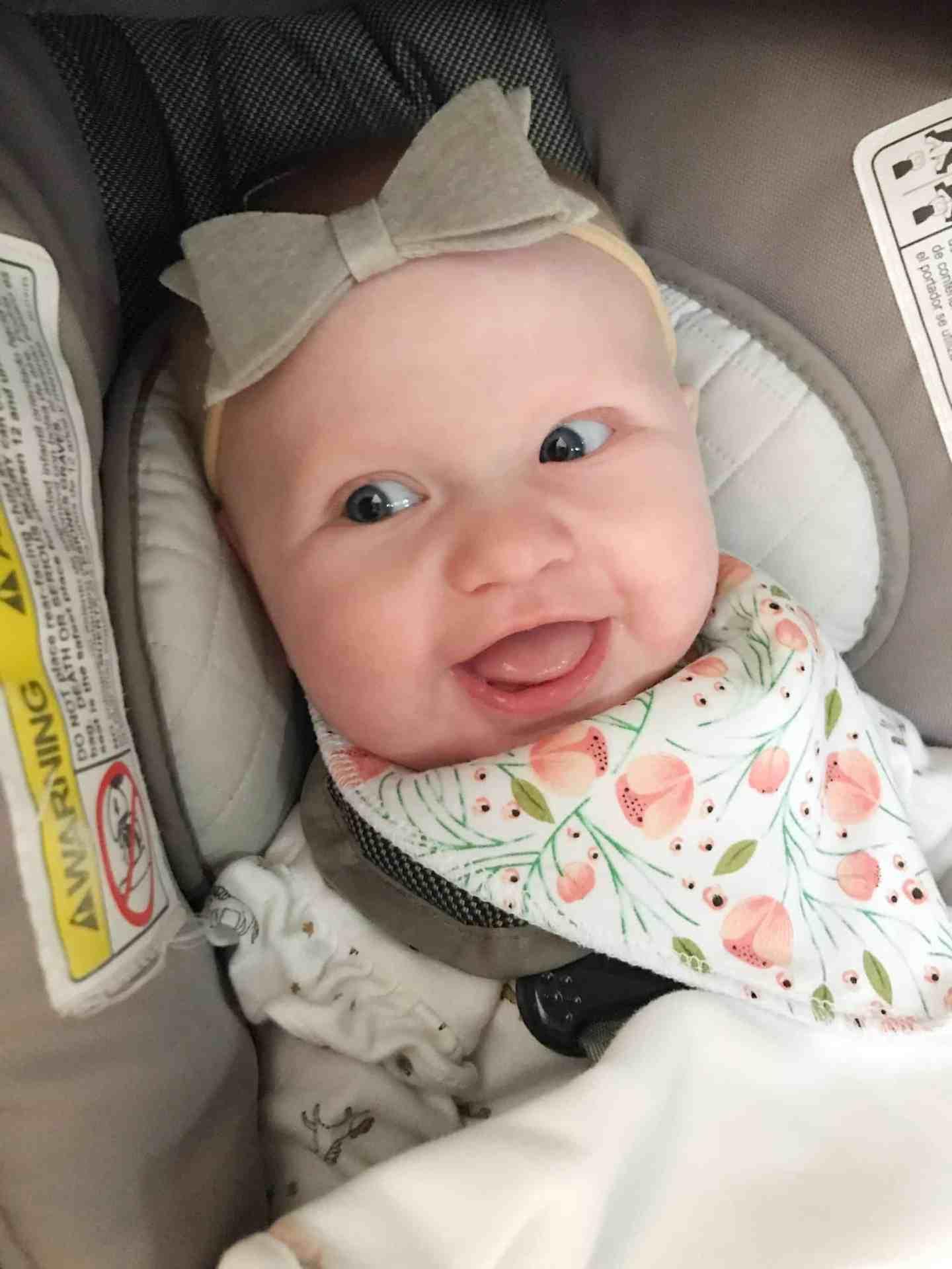 baby bows with headband