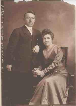 George and Ellen Starkey