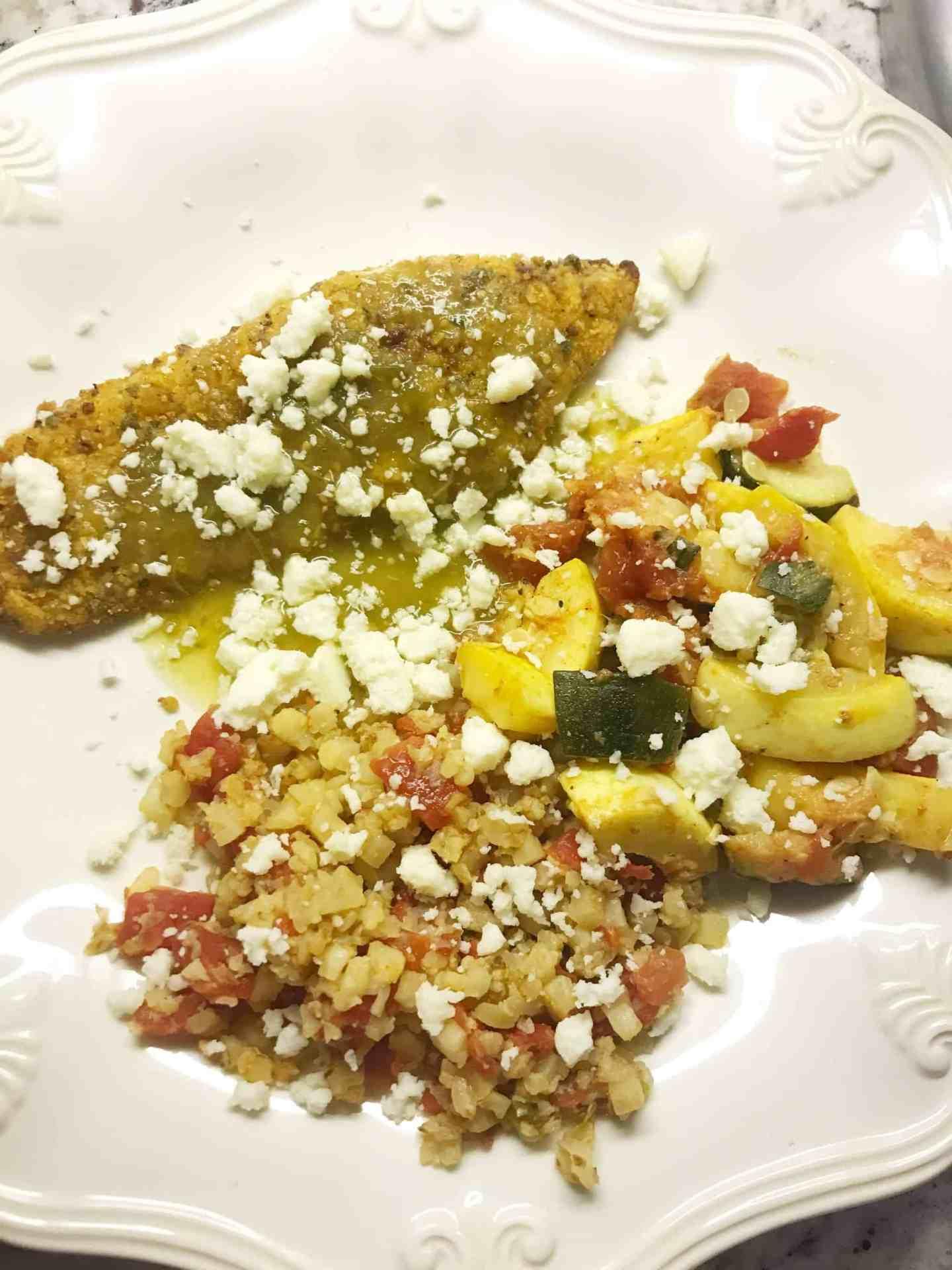 Costco Tortilla Crusted Tilapia