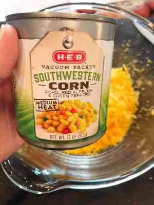 Southwestern Corn Dip