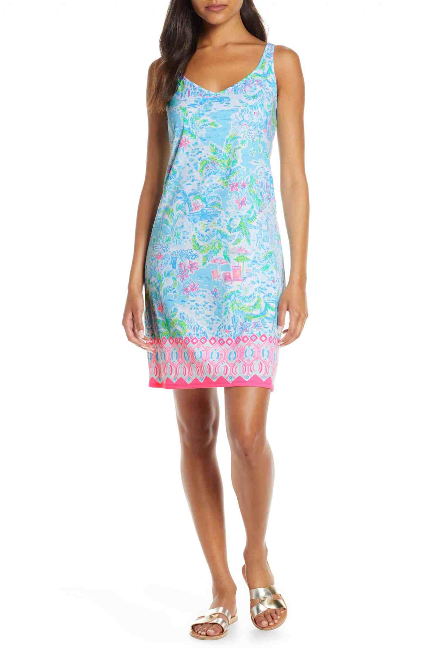 lilly pulitzer adrianna sundress