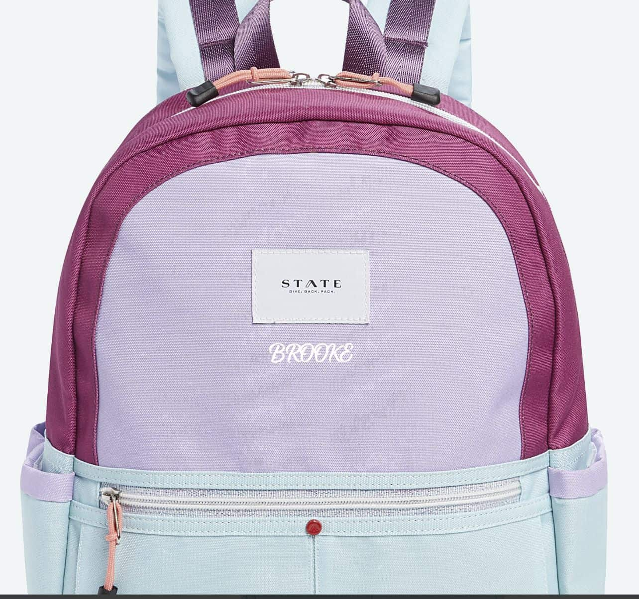 State Back Pack