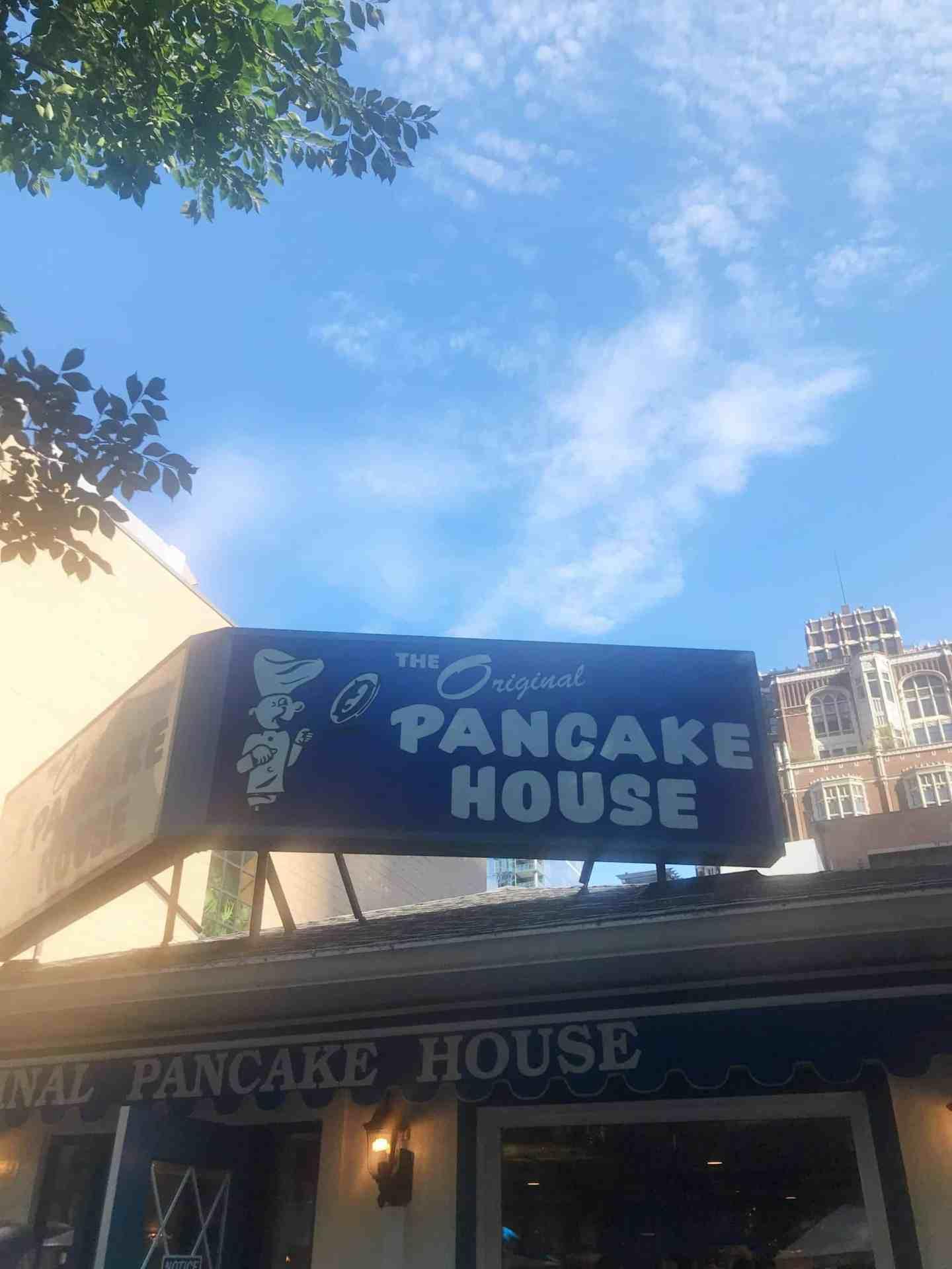 Original Pancake House Chicago