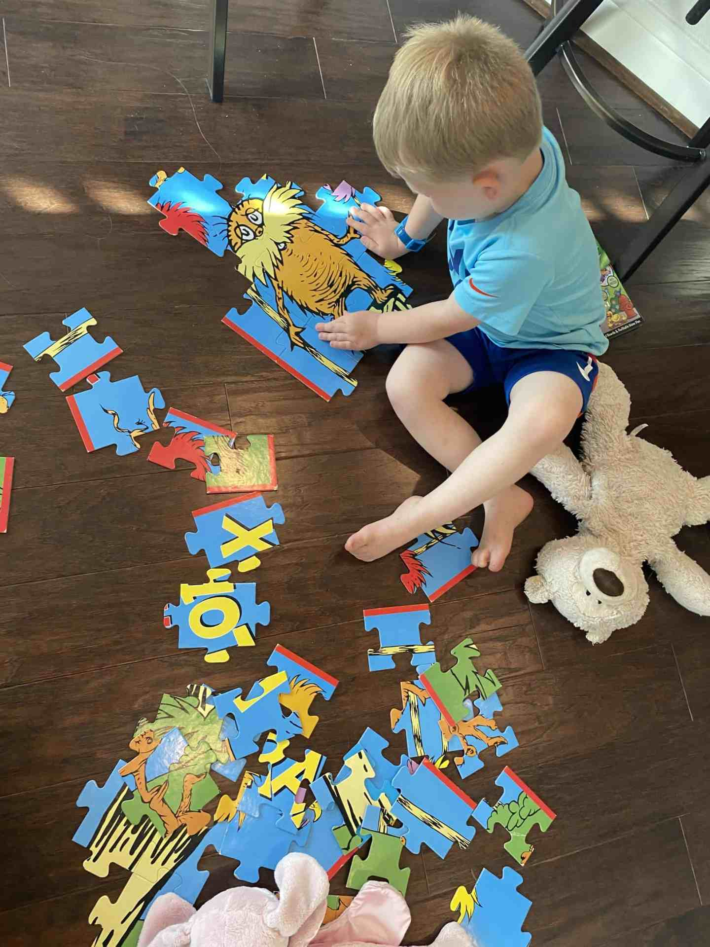floor puzzles