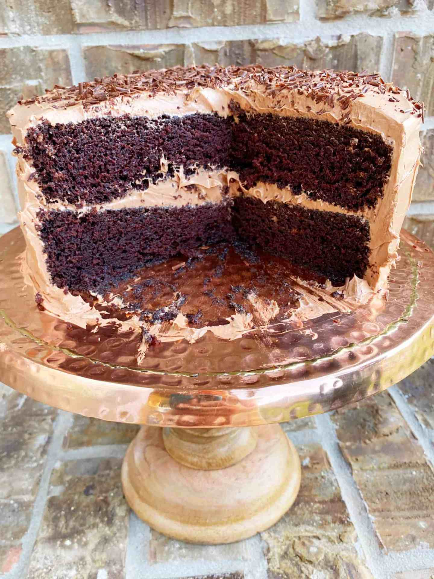Best-Ever-Chocolate-Cake-side-view
