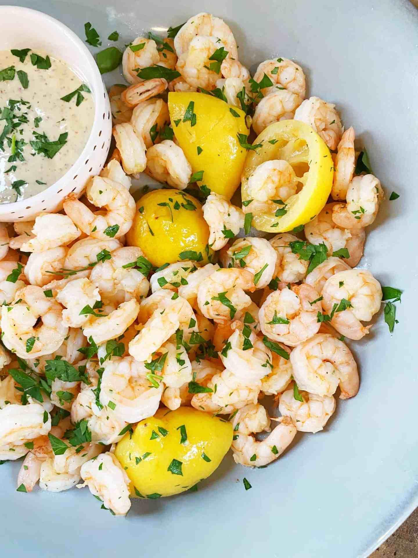 Lemony-Boiled-Shrimp-with-Honey-Mustard-Dipping-Sauce-boiled-shrimp