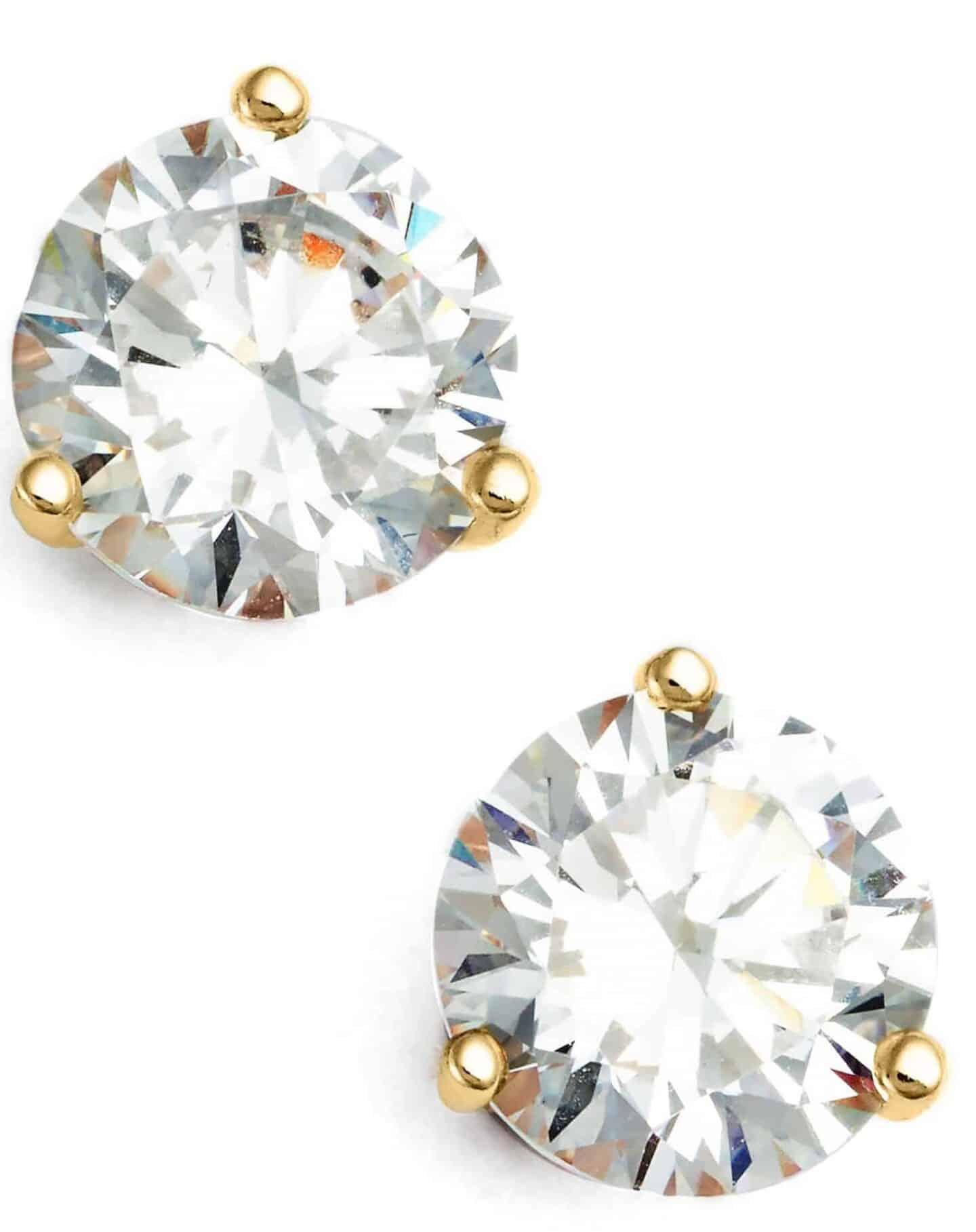 2-Carat-Cubic-Zirconia-Earrings