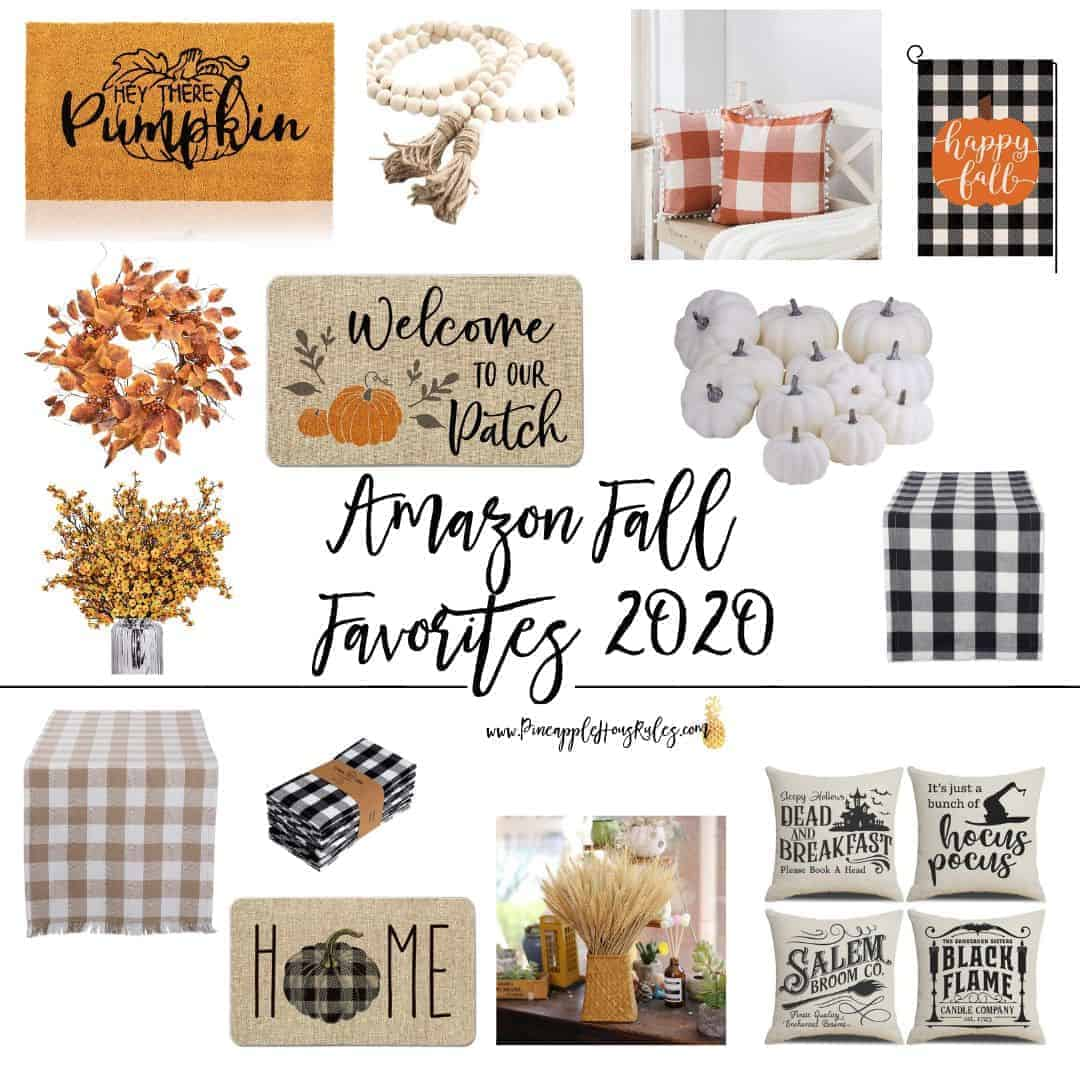 Amazon Fall Favorites