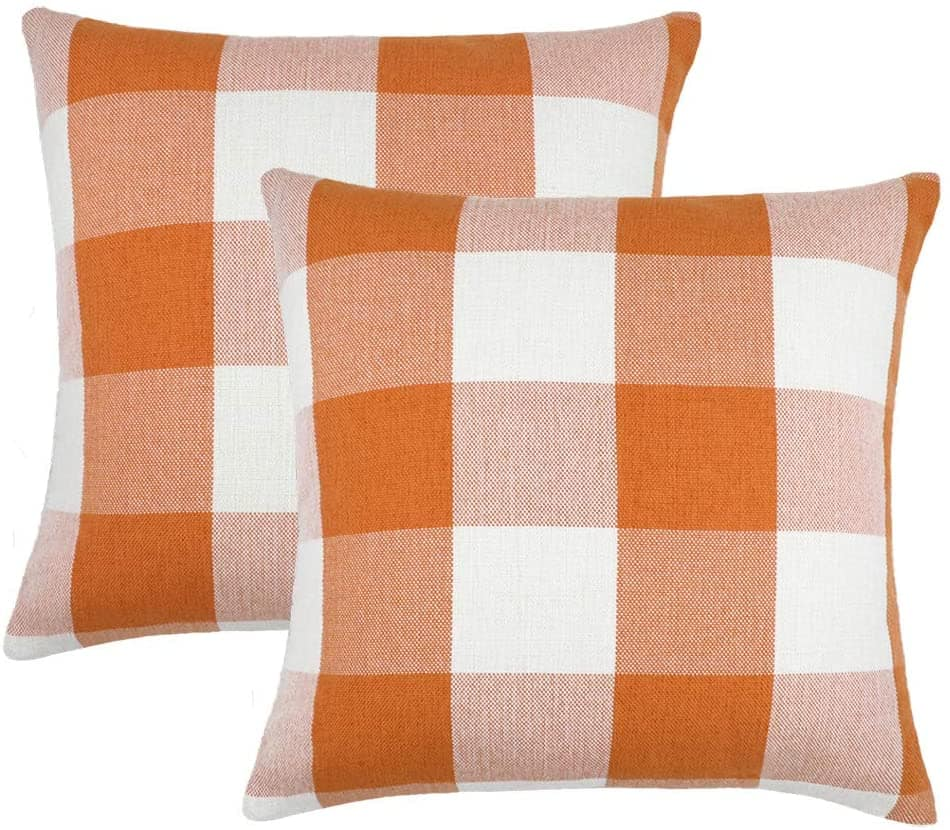 Buffalo-Plaid-Pillow-Covers-for-Fall