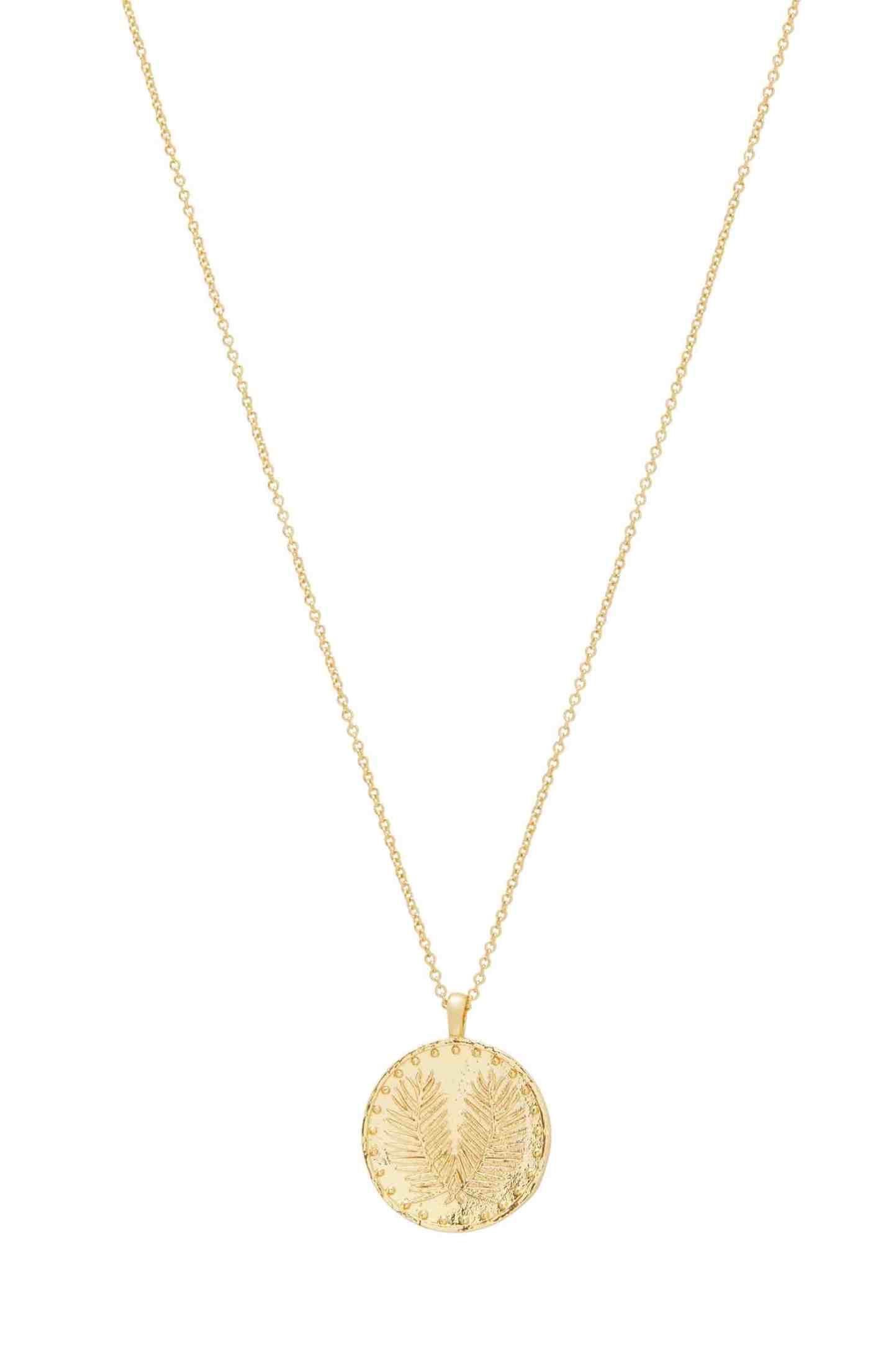 Gorjana-Gold-Palm-Pendant-Necklace