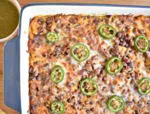 Salsa-Verde-Chicken-Tostada-Casserole-jalapeno