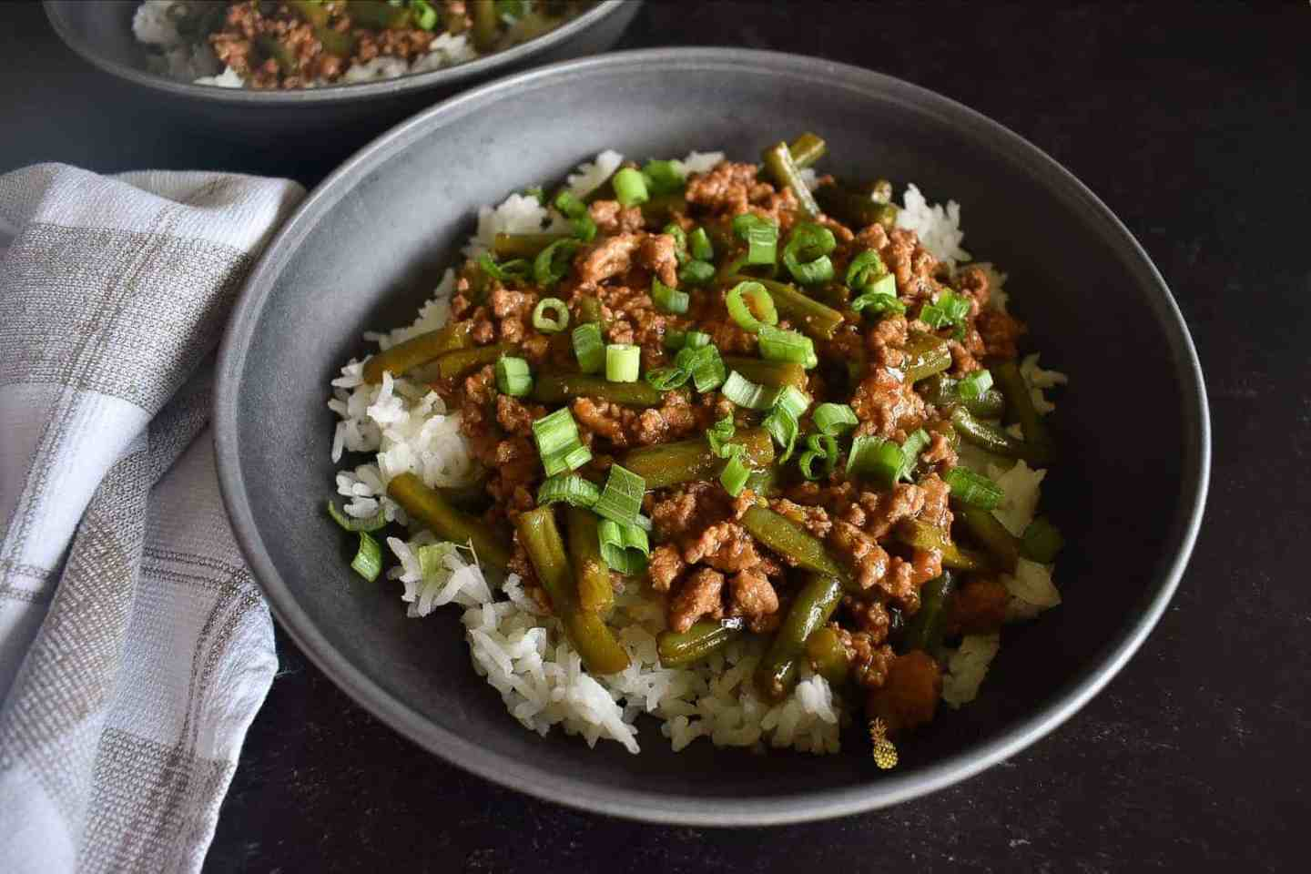 Sweet-and-Spicy-Turkey-and-Green-Bean-Stir-Fry-Easy-Recipe