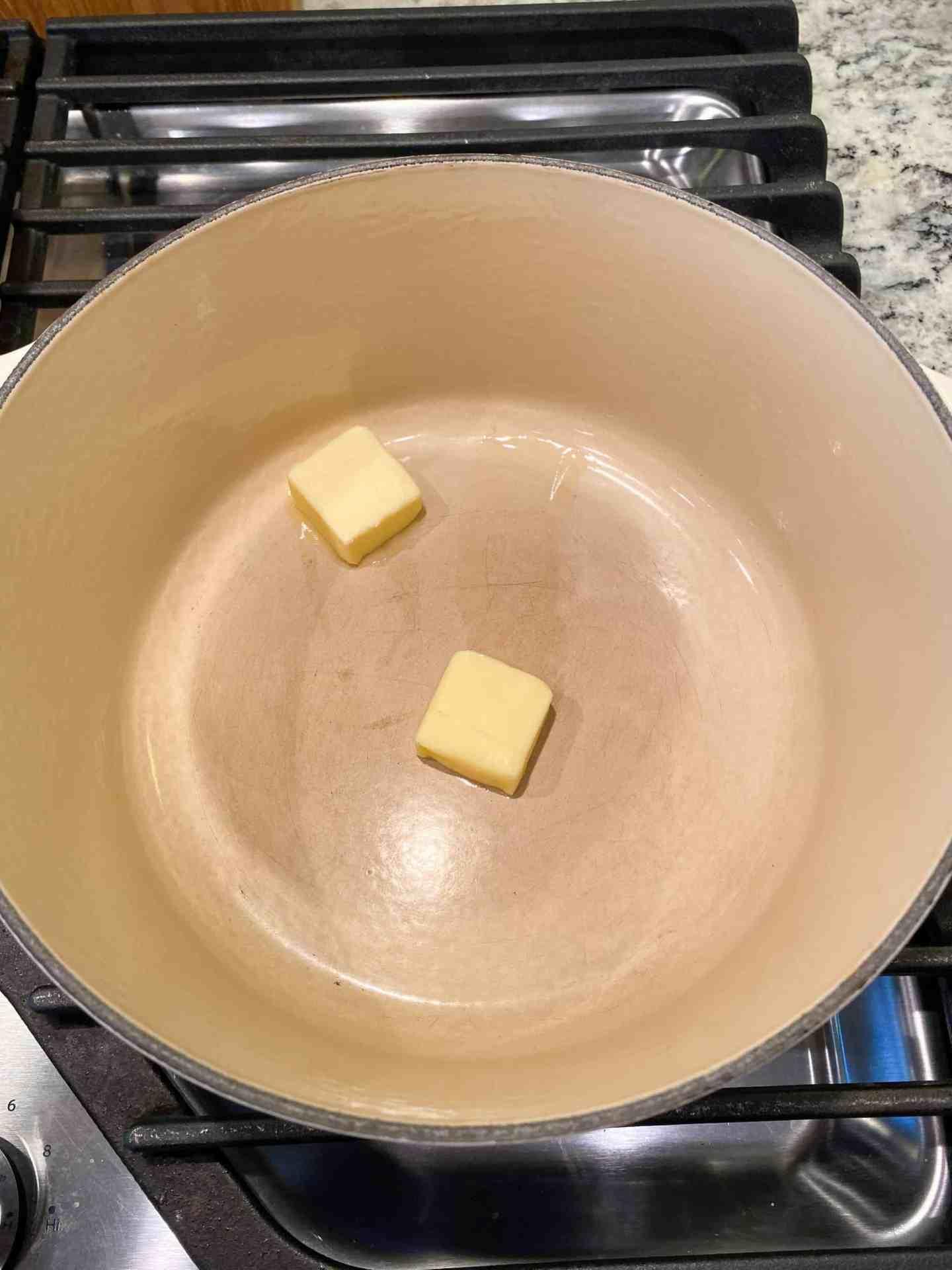melt-unsalted-butter